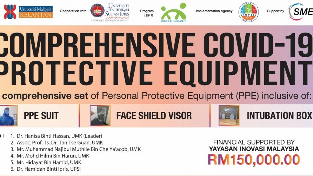 Comprehensive COVID-19 Protective Equipment