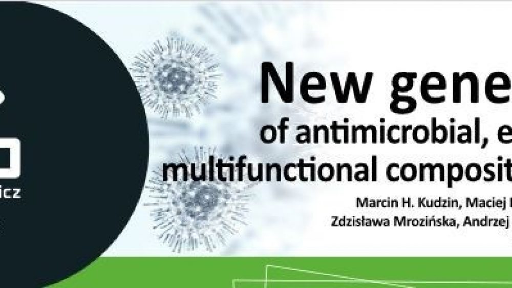 New Generation of Antimicrobial, Eco-Friendly, Multifunctional Composite Materials